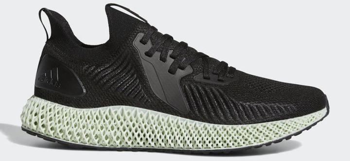 Şu anda birçok şirket üç boyutlu baskı tekniğiyle üretim için önemli yatırımlar yapıyor. Adidas'ın üç boyutlu yazıcıyla ürettiği bir ayakkabı da bu.