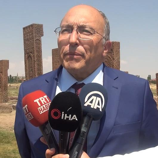 Kültür Bakan Yardımcısı Haluk Dursun'un Bitlis'te son konuşması