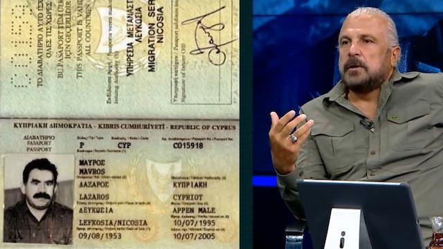 Terörist başı Apo'ya Yunan İstihbaratı tarafından verilen 'pasaport' skandalı