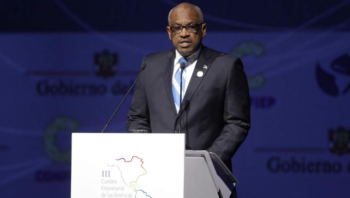 Bahamalar Başbakanı Hubert Minnis