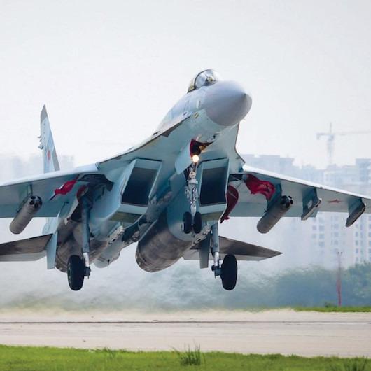 TeknoFest'te SU-35 sürprizi: İstanbul'da şov yaptı
