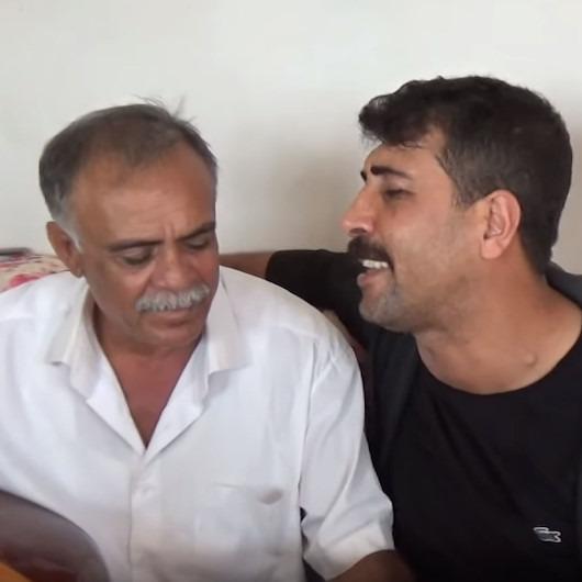 'Çok Sevdim Yalan Oldu' şarkısının sahibi Hüseyin Akan ile Fatih Bulut'un düeti