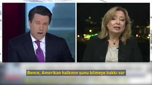 Gülnur Aybet'ten gerçekleri duyan FOX spikeri canlı yayında çıldırdı