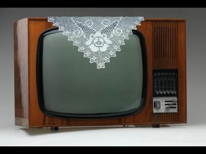 Siyah beyaz televizyon