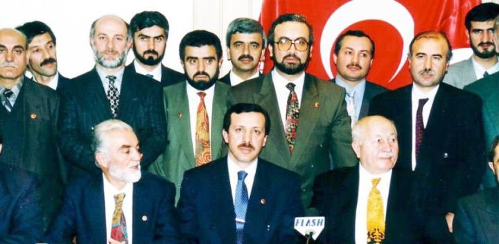 24 Aralık 1995 genel seçimleri: Refah Partisi ilerleyişi durdurulamadı