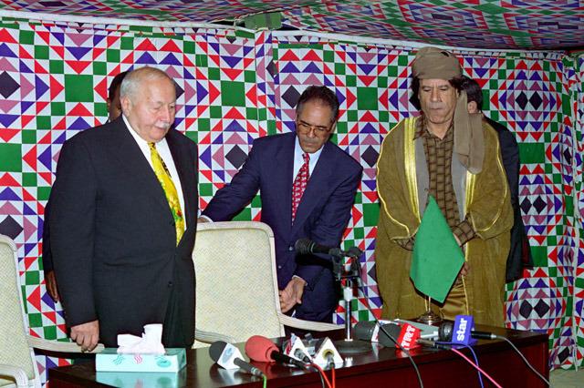 28 Şubat'ı başlatan olay: 2-7 Ekim Kaddafi Krizi