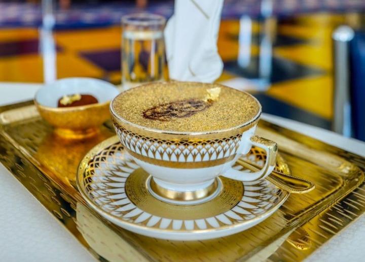 2. En pahalı cappuccino