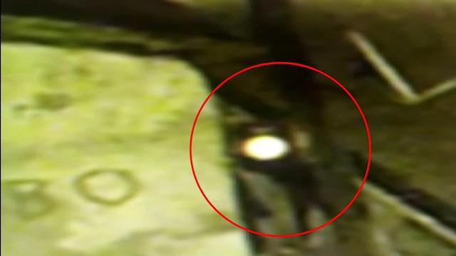 Kendisini kaydeden kamerayı tüfekle vurdu