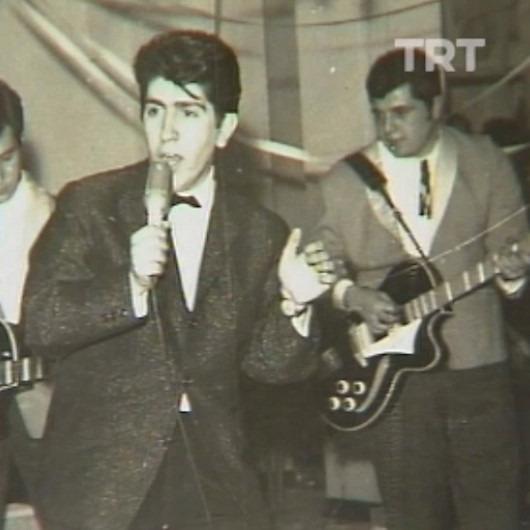 Türk müziğinin efsane ismi Barış Manço'nun müzik kariyeri