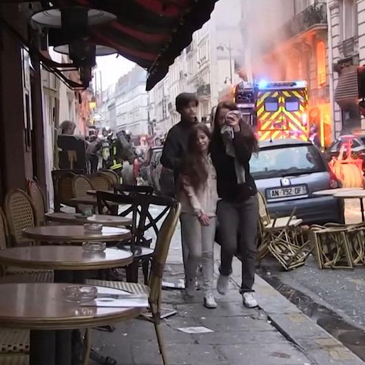 Paris'teki şiddetli patlamanın hemen ardından bunlar yaşandı
