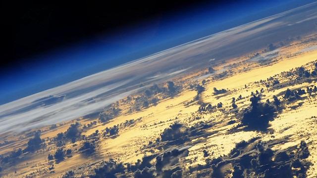 Dünya'yı biraz üstten bir de bu şekilde izleyin