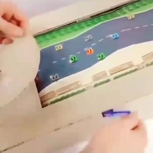 Traffic Racer'in karton versiyonu