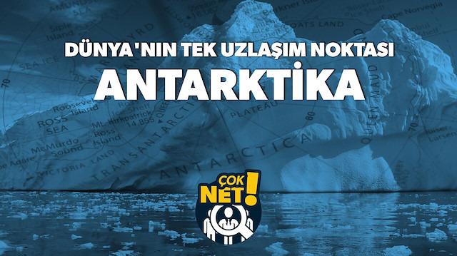 Çok Net | Dünyanın en kurak sulu yeri: Antarktika