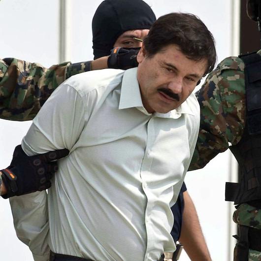 El Chapo suçlu bulundu: Ömür boyu hapis verilmesi bekleniyor