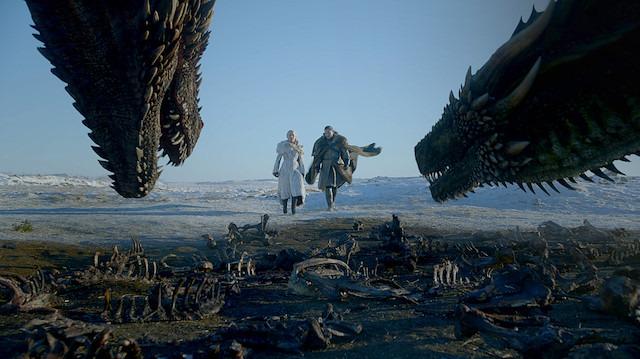 Game of Thrones 8. sezon ilk fragmanı