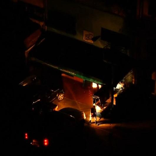 Venezuela'da ülke genelindeki elektrik kesintileri hayatı felç etti