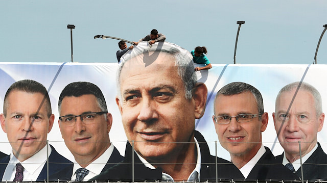 İsrail seçime gidiyor