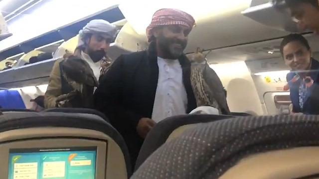 Bazı havayollarının uçakta 'şahin' taşımanıza izin verdiğini biliyor muydunuz?