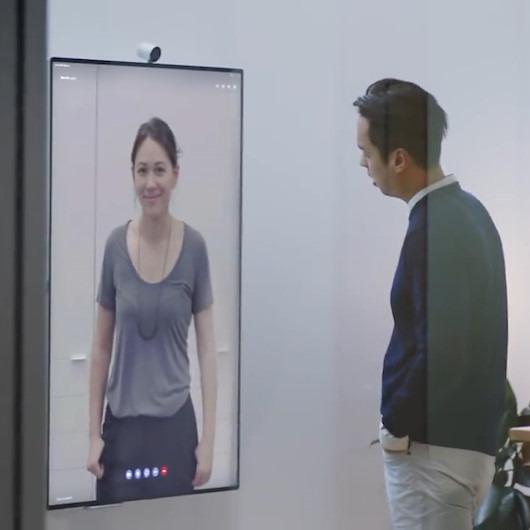 Akıllı tahta kavramı değişiyor: 'Microsoft Surface Hub 2'