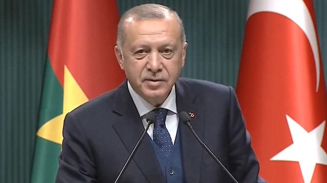 Sudan'daki darbe hakkında Cumhurbaşkanı Erdoğan'ın ilk yorumu