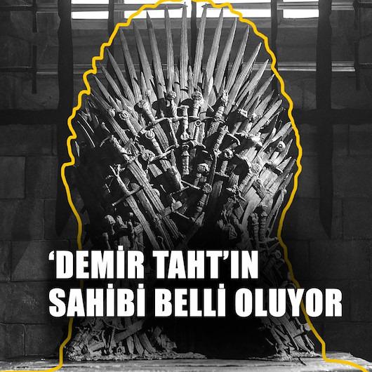 Game of Thrones'ta demir tahtın sahibi kim olacak?