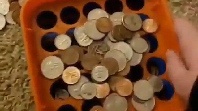 Madeni paralarınızı kolayca ayıklamanızı sağlayacak muhteşem buluş