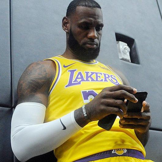 NBA'de dijital tehlike: Twitter