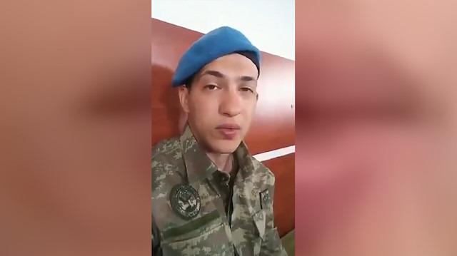 Mehmetçik'ten hayran bırakan Cuma suresi