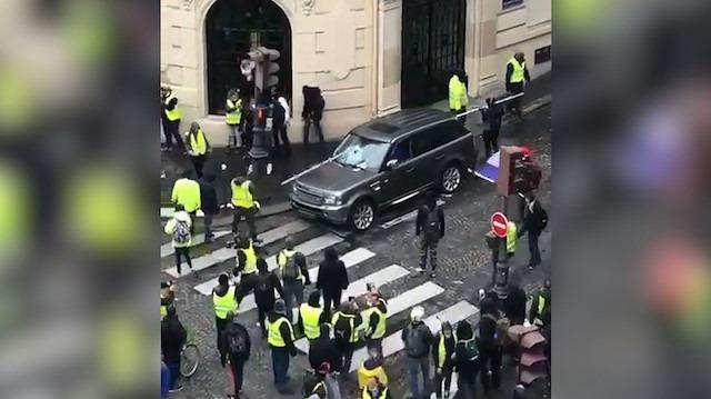Fransa'da Sarı Yeleklilerin eylemleri OHAL'i gündeme getirdi