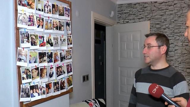 Kaldırıma kafasını çarpan adam 34 yıllık geçmişini unuttu