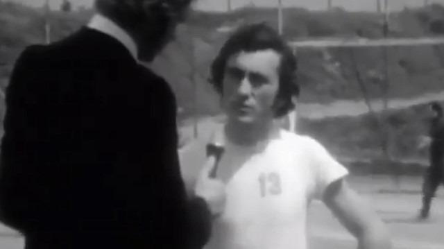 Türk futbol tarihinin en samimi röportajı