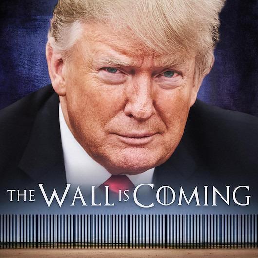 Trump'tan 'Game of Thrones' paylaşımı