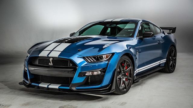 Ford Com Mustang >> 2020 Model Ford Mustang Shelby Gt500 Nefes Kesti