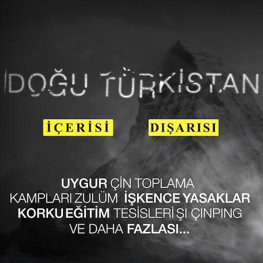 Doğu Türkistan - İki Bölüm, Mini Belgesel Teaser