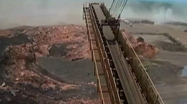 Brezilya'da çöken barajdan yayılan atıkların videosu ortaya çıktı