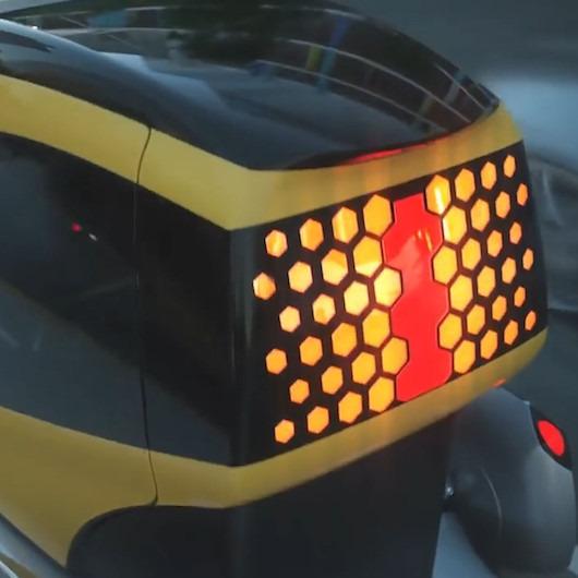 Sürücüsüz araç ağı olan 'Bee' ile tanışın