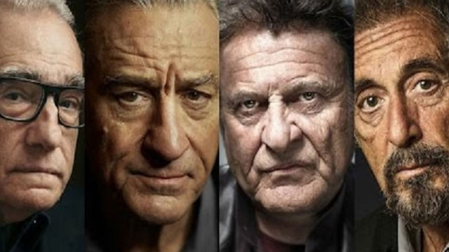 Merakla beklenen Al Pacino ve Robert de Niro'lu 'The Irishman'den ilk tanıtım