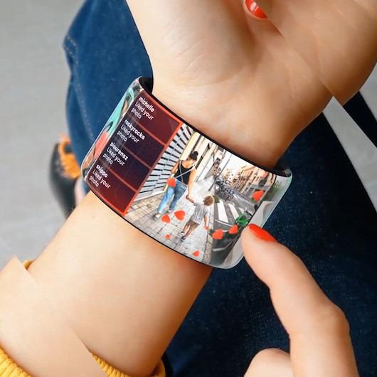 Giyilebilir teknolojinin muhteşem ürünü: Akıllı bileklik