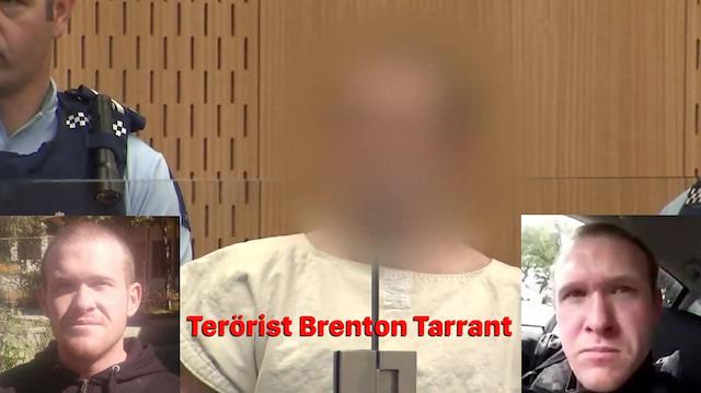 Türk-İslam düşmanı terörist hakim karşısında