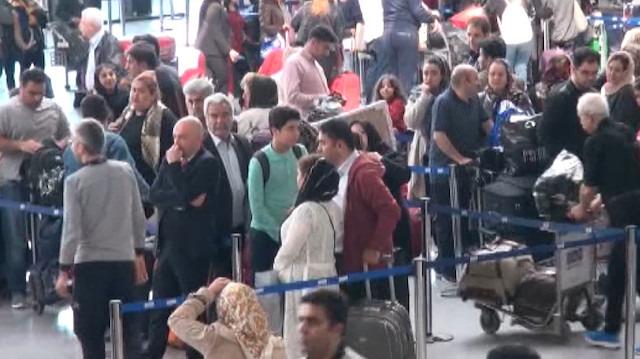 Atatürk Havalimanı'ndan son yapılacak tarihi uçuşa yoğun ilgi var