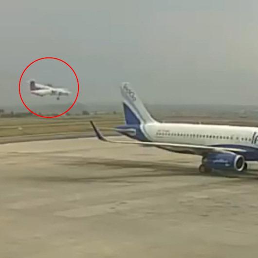 49 kişinin öldüğü uçak kazasının görüntüleri yayınlandı