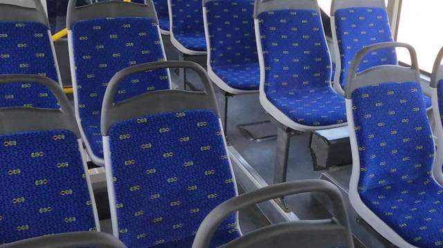 Başkent'te özel yolculara özel koltuklar tahsis edildi