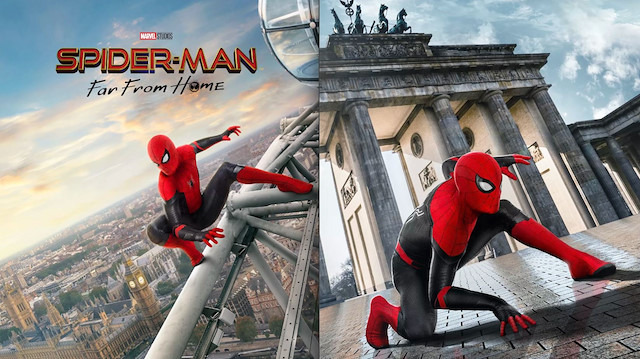 Spider-Man: Evden Uzakta filminden taptaze fragman geldi