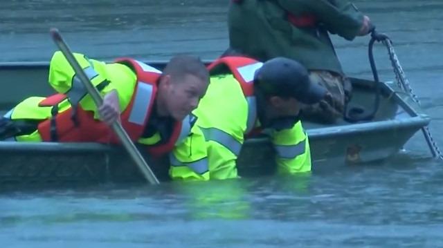 ABD'de sel felaketi: Binlerce kişi tahliye edildi
