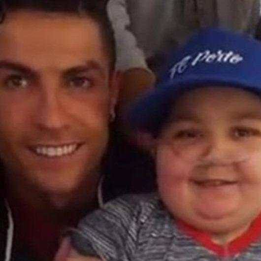 Cristiano Ronaldo yine gönülleri fethetti