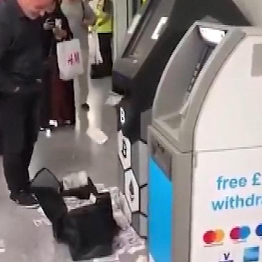 Bitcoin ATM'si para saçtı, vatandaşlar şaşkına döndü