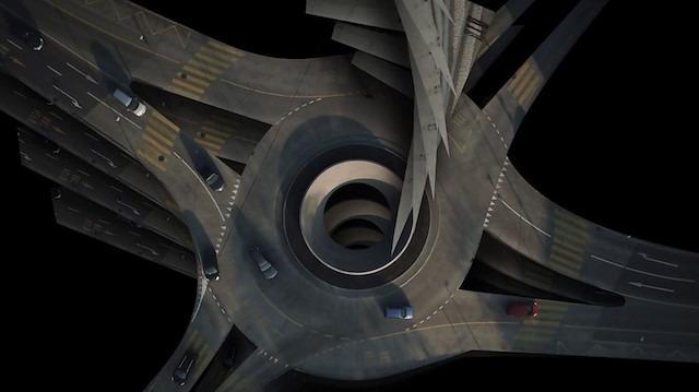 Sanatçı Dirk Koy'dan yaşadığımız kentlere sıra dışı bakış