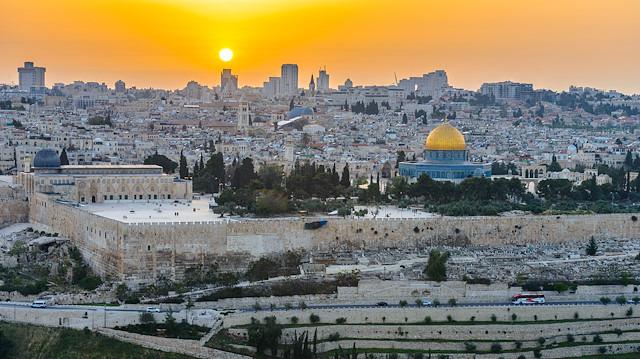 ABD ve İsrail Mescid-i Aksa'nın imhası için anlaştı