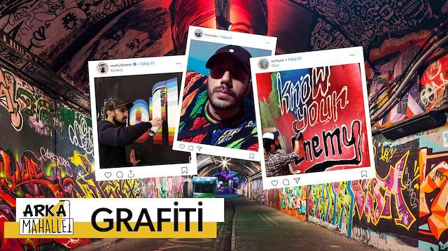 Grafiti ve sokak sanatı