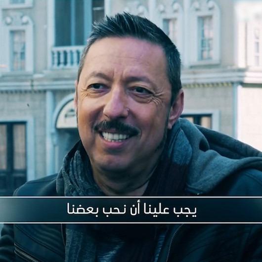 Oyuncu Hakan Boyav'dan Suriyelilerle ilgili açıklama